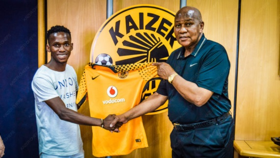 Kabelo Mahlasela ready to impress at Chiefs