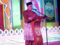 Wakil Bupati Lingga Muhammad Nizar Buka Acara Seleksi Tilawatil Qur'an