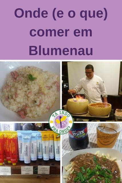 Onde (e o que) comer em Blumenau - dicas de restaurantes, pratos típicos e eventos na capital nacional da cerveja e sede da Oktoberfest brasileira!