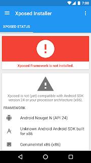 Xposed Installer Material Design APK