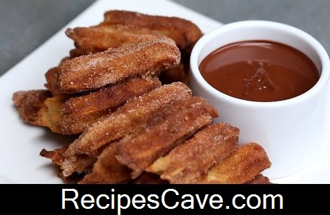 Easy Baked Churros Recipe