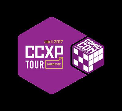 CCXP Tour Nordeste 2017