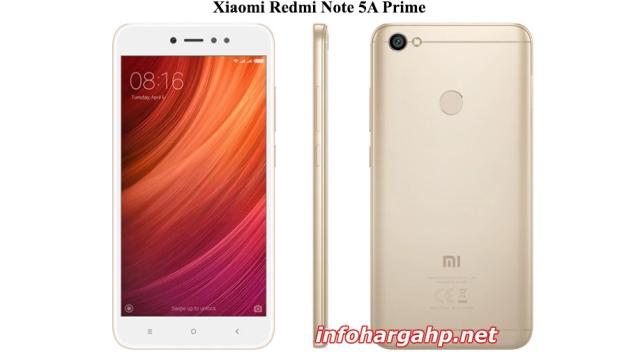 Harga Xiaomi Redmi Note 5A Prime, Spesifikasi Xiaomi Redmi Note 5A Prime, Review Xiaomi Redmi Note 5A Prime