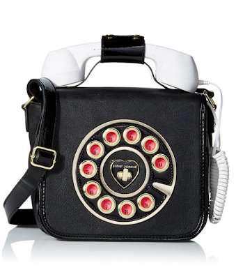 Betsy Johnson telephone purse