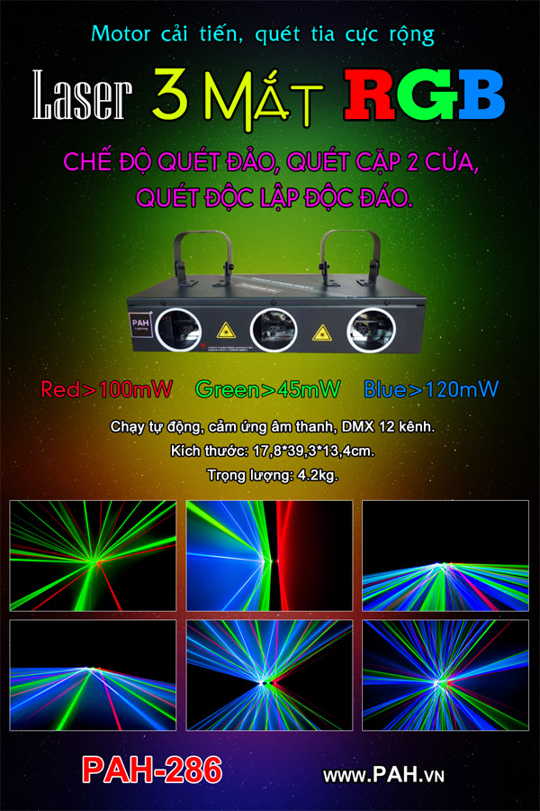 Đèn laser
