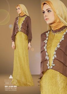 Desain Terbaru Busana Muslim Shafira 2018