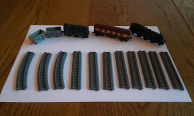Lone Star N Gauge - Job Lot