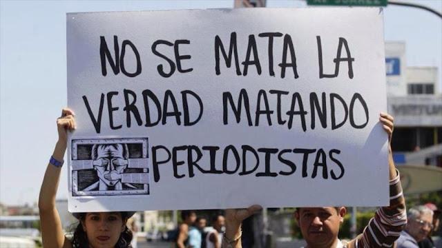 Asesinan a 2 periodistas en menos de tres días en Puebla y Oaxaca