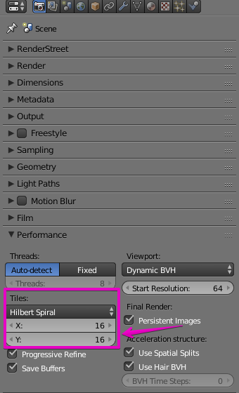 OPEN URBANISM: Blender Cycles: 12 Ways to Reduce Render Time