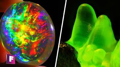 9 variedades de opalo mas increibles que existen