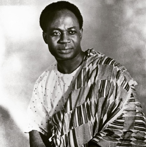Kwame Nkrumah was an innovative Ghanaian politician, the first prime minister and president of Ghana.