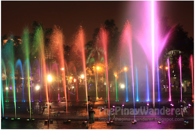 Luneta Dancing Light - Manila City, MM