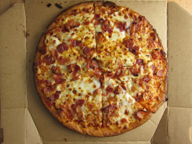 Review: Domino's - Gluten-Free Pizza | Brand Eating