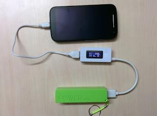 powerbank dari baterai laptop