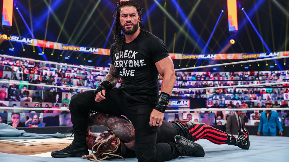 Roman Reigns fala sobre estrelas que querem oportunidades na WWE mas se recusam a trabalharem duro