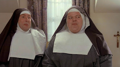 Eric Idle, Robbie Coltrate, nuns