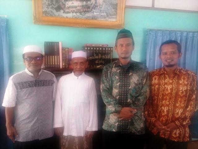 HTI Kalsel Perkuat Ukhuwah dengan Ulama dan Forum Komunikasi Pimpinan Daerah