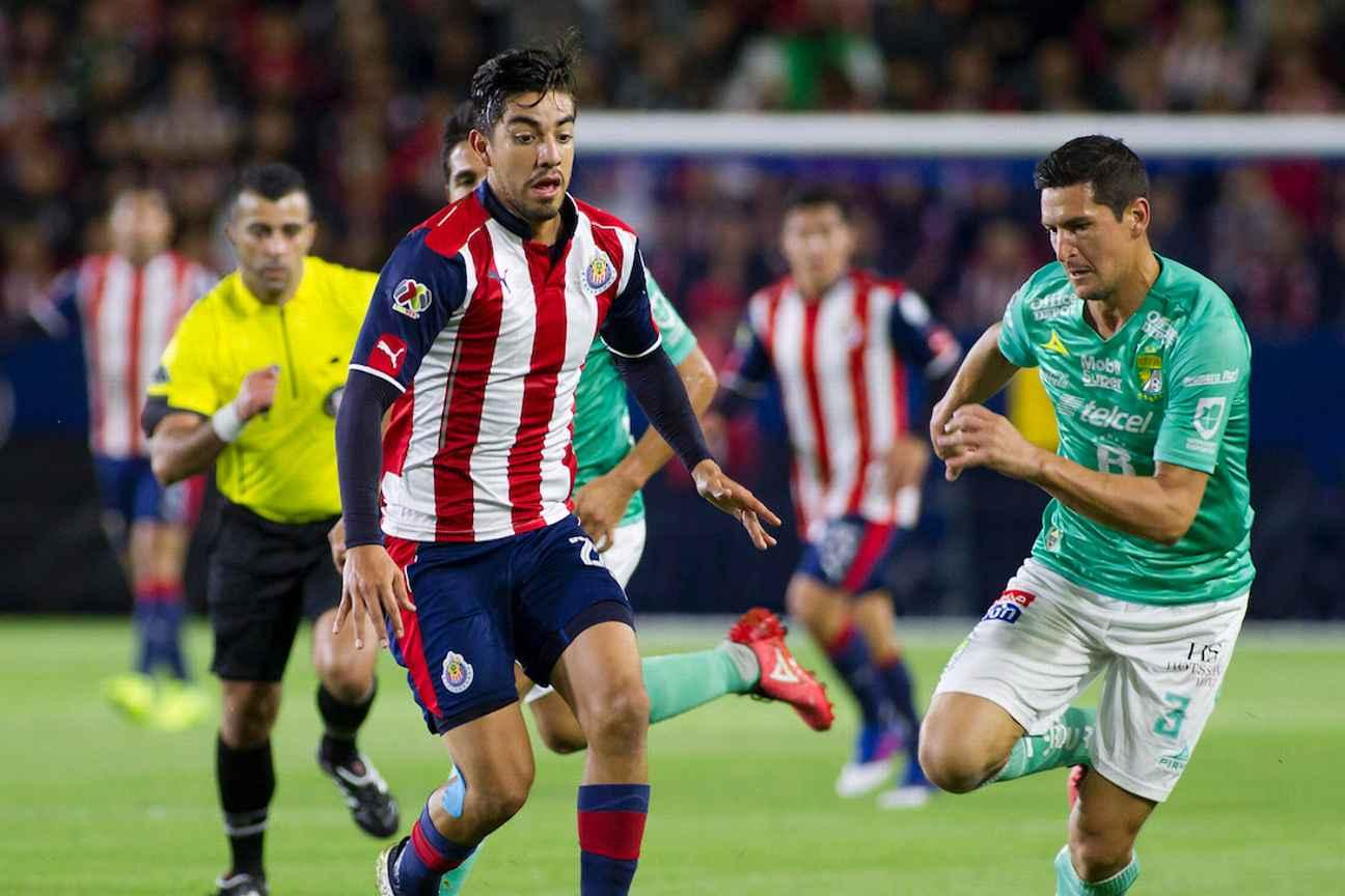Chivas se reivindica en la Fecha FIFA.