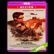 Sicario: Día del soldado (2018) WEB-DL 1080p Audio Dual Latino-Ingles