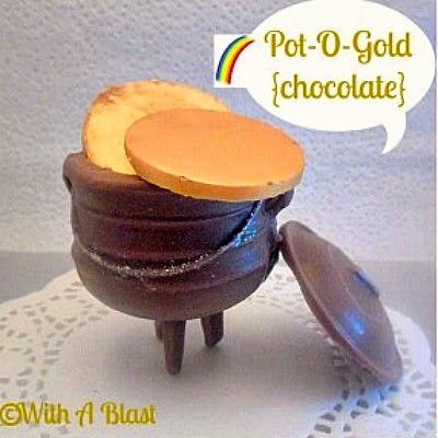 Pot-O-Gold ( all chocolate )