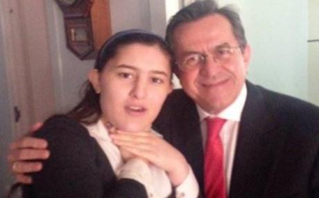 Ο Νίκος Νικολόπουλος περιγράφει τις τελευταίες στιγμές της κόρης του