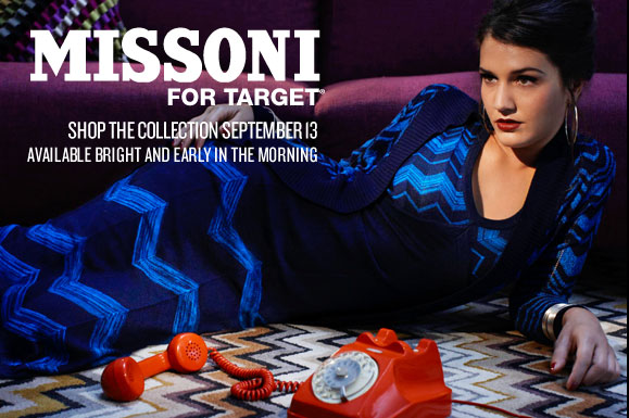 Beau Vie: Add a Zig to Your Zag: Missoni For Target