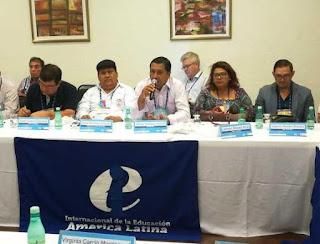 CEN SUTEP presente en IV Encuentro del Movimiento Pedagógico Latinoamericano y XI Conferencia Educacional en Belo Horizonte de Brasil