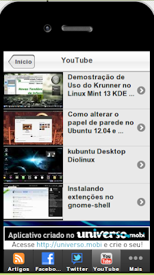 Diolinux Mobile - YouTube