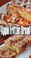 Apple Fritter Bread - Easy Kraft Recipes