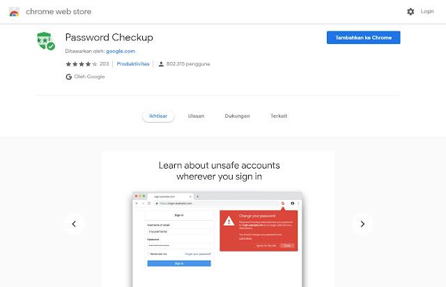 Cara Mengetahui Apakah Password Kita Telah Dicuri