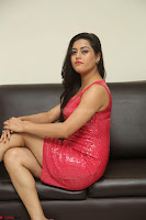Shipra Gaur in Pink Short Tight Dress ~  Exclusive Poshoot 19.JPG