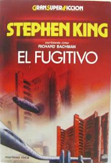 Portada del libro el fujitovo de stephen king