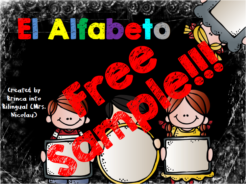 https://www.teacherspayteachers.com/Product/El-Alfabeto-FREE-SAMPLE-letters-A-and-B-1746333