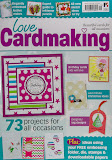 Proud to contribute to Love Cardmaking