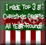 Christmas crafts all year round: December