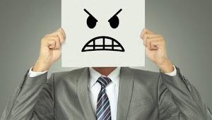 Mengeja Kemarahan