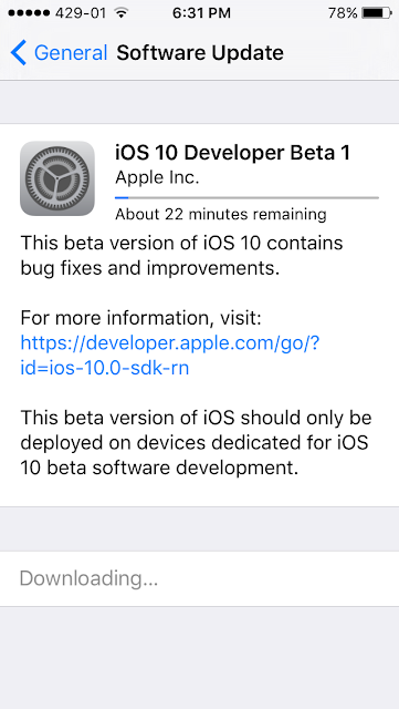 You can install the latest iOS 10 beta on your iPhone, iPad and iPod Touch without Computer or Developer Account. This could be strange but with the simple tutorial posted by EverythingApplePro in YouTube, you can install iOS 10 beta right from your iPhone or iPad