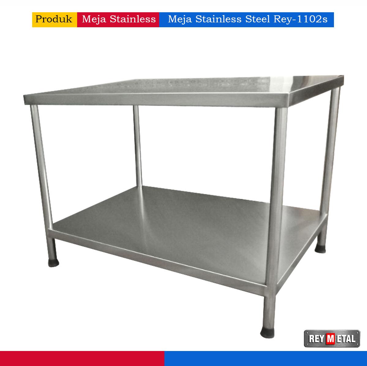 jual meja dapur stainless steel