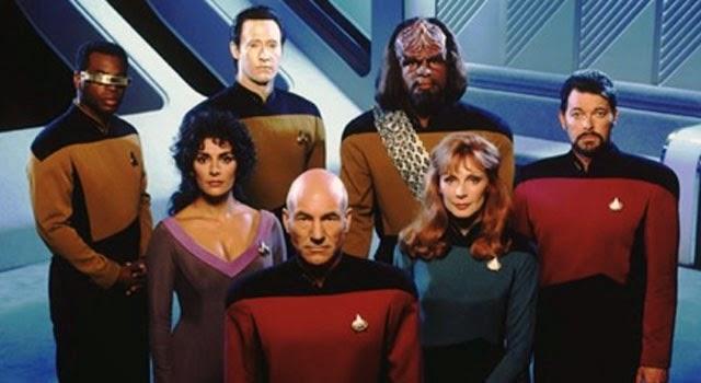 Doux Reviews: Star Trek The Next Generation