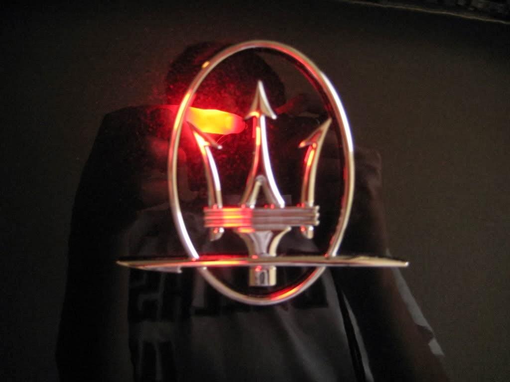 Maserati Car Logo Pictures HD