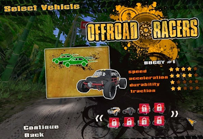 Game Balap Off Road Racer