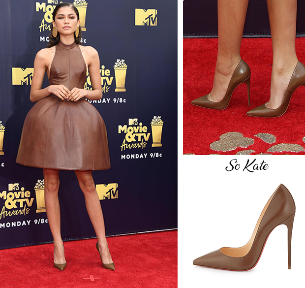 87e1c173d5c Zendaya - 2018 MTV Movie And TV Awards