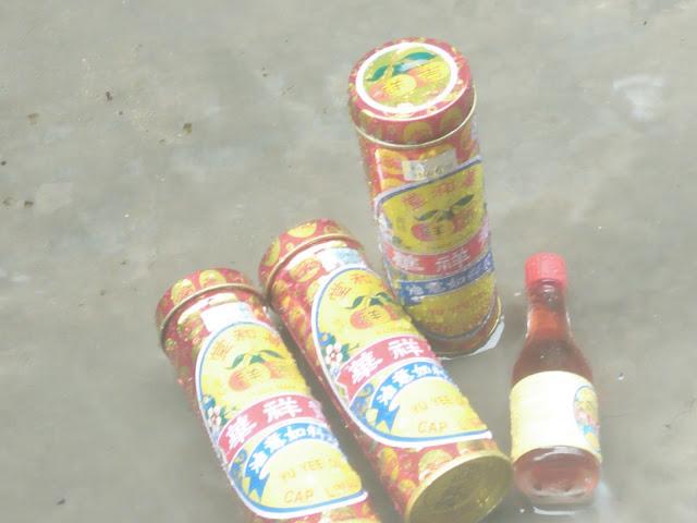Minyak Yu Yee Cap Limau | Minyak Warisan Dan Serbaguna