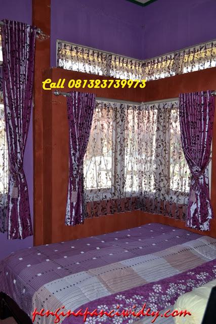 Booking villa di area wisata kawah putih dari tulung agung