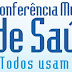 CONVITE: V Conferência Municipal de Saúde de Santana dos Garrotes