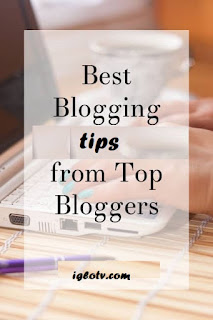 Best blogging tips from the world's top bloggers