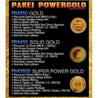 Daftar Ahli Powergold