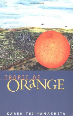 Tropic of Orange, Karen Tei Yamashita, Book Review, InTorilex