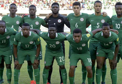 Nigeria maintain spot in March Fifa Ranking