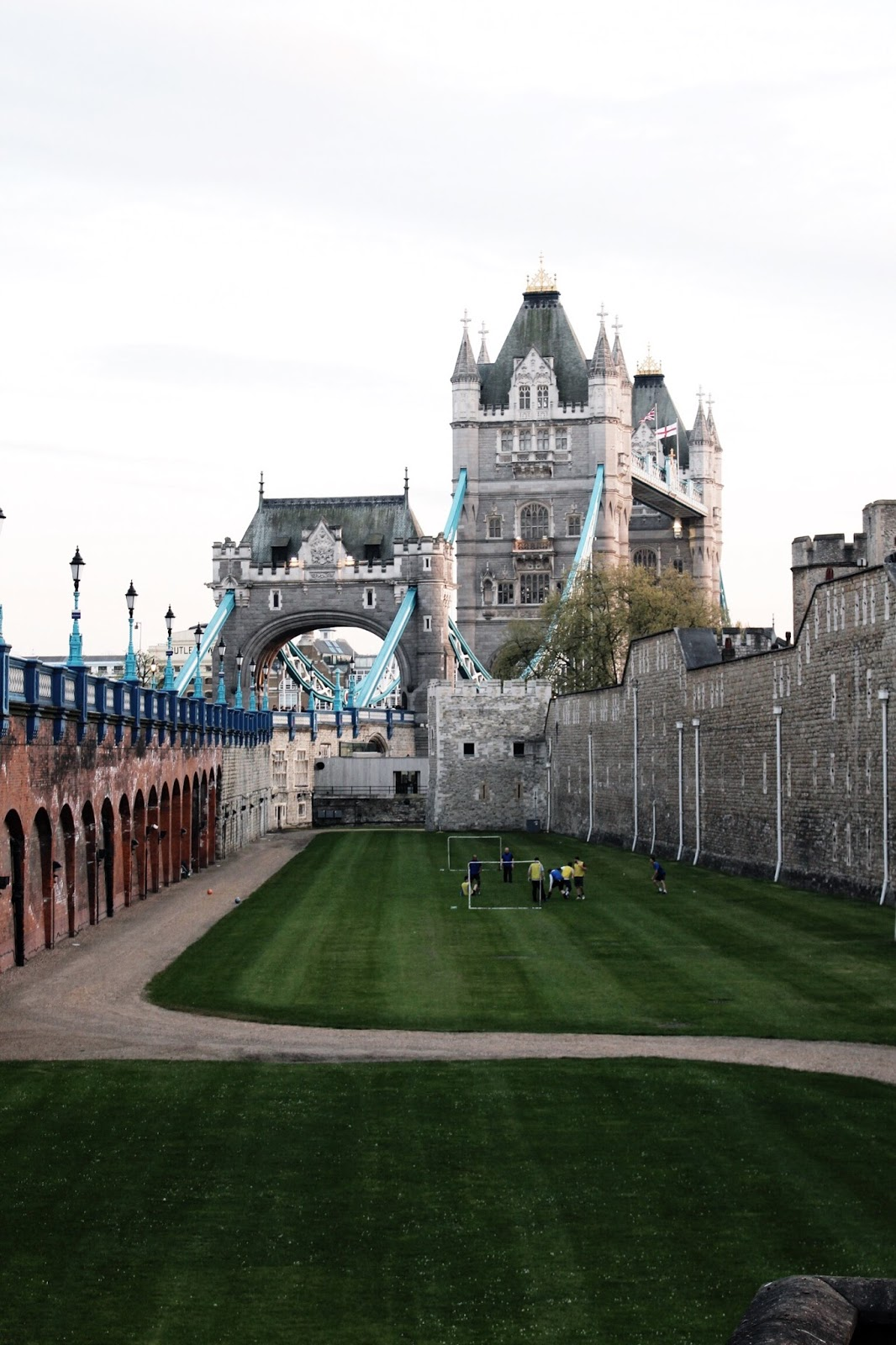 Tower Bridge Historic Site London